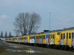 Arnhem Goederen (10) (sb1rd) Tags: graffiti ns arnhem planv abandonedtrains arnhemgoederen