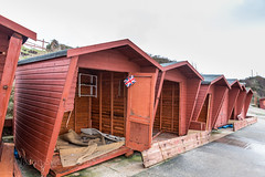 Colwell Bay Storm Aftermath - IMG_1495 (s0ulsurfing) Tags: uk greatbritain england storm english beach broken island photography aftermath unitedkingdom stormy vectis isleofwight gb february isle beachhuts destroyed wreckage wight thrashed 2014 stormwatching s0ulsurfing baywest jasonswain colwell