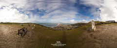 It's a lovely day (Zach Williams (struggling to keep up - sorry!)) Tags: houses sky panorama sun beach clouds portland coast sailing harbour sunny dorset underhill fortuneswell tophill newground zachwilliams weymouthmedia dorsetcoastalphotography vision:mountain=0668 vision:outdoor=099 vision:clouds=0945 vision:car=0677 vision:sky=0982