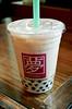 pearl milk green tea (miscelaineously) Tags: tea milktea pearlmilktea