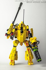 LEGO: GunMech (somatic-studios) Tags: toys design lego create mecha mech moc foitsop