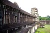 Interior Left South Wall of Angkor Wat's First Floor (Patumraat) Tags: world old travel holiday building tourism architecture wonder thailand temple ancient cambodia vishnu god religion ruin culture buddhism siem classical civilization wat hindu asean reise reab