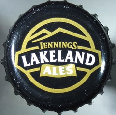 jennings lakeland ales bottle top (Andy M Johnson) Tags: squaredcircle