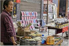 CHINA, Silk Road, Xian (Suriaa) Tags: china street xian silkroad chiny mygearandme