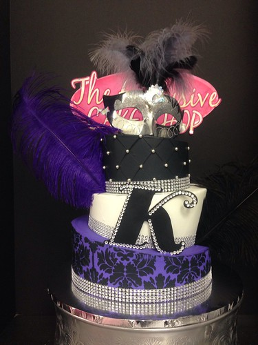 Quince Sweet 16 Cakes