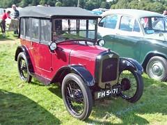 25 Austin Seven Tourer (1928) (robertknight16) Tags: 1920s austin british