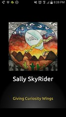 Sally SkyRider App Cover by sallyskyrider, on Flickr