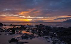 Hawaiian sunset (Kristjn Kristinsson) Tags: sunset hawaii maui