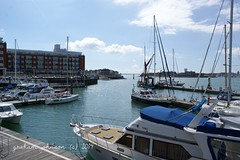 Portsmouth Harbour (gmj49) Tags: sea water harbour sony portsmouth gmj a350