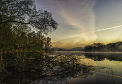 Dawn over Esthwaite Water (kidda63) Tags: