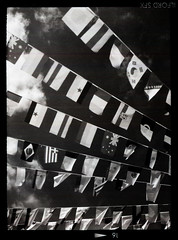 international bunting (pho-Tony) Tags: camera old red sky blackandwhite bw cloud 3 120 film vintage dark ir 645 skies f45 made filter 1950s infrared roll british medium format halfframe veteran ilfordsfx bellows folder ilford folding epsilon ensign redfilter darksky sfx 145 1620 darkskies 75mm ilfosol fauxinfrared sfx200 ilfordsfx200 anastigmat 45x6 6cm selfix ensar 45cm britishmade autaut ensignselfix1620 ilfosol3 45cmx6cm