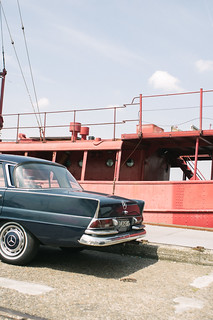 1966 Mercedes-Benz 230 S Fintail