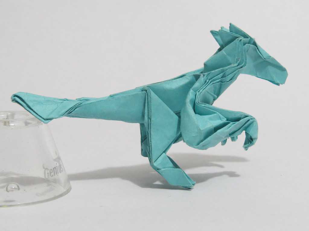 The World's Best Photos of origami and velociraptor ... - photo#40