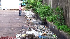 Dirty KTC Panjim (dirtypanjim8) Tags: water garbage goa rubbish pissing peeing stinks joegoauk