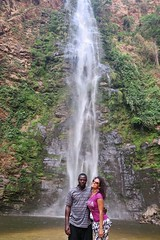 "Wli Waterfall is the highest waterfall in Ghana and the second one in West Africa. It's located in the Volta region.   Hohoe, Ghana  Feb 2017 #itravelanddance • <a style=""font-size:0.8em;"" href=""http://www.flickr.com/photos/147943715@N05/32261443494/"" target=""_blank"">View on Flickr</a>"