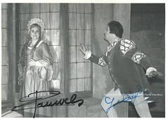 PAUWELS, Erika -PY, Gilbert, Marguerite-Faust, Théâtre Royal de Gand (Operabilia) Tags: claudepascalperna opera soprano vinabovy gand ghent théâtreroyal opéraroyal operabilia tenor gilbertpy gianninaarcangioli erikapauwels faust gounod marguerite