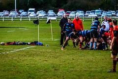 Witney 3's vs Swindon College-1205