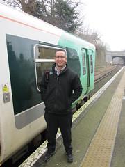Brighton driver Dan