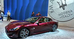 2017 Maserati GranTurismo (Chad Horwedel) Tags: 2017maseratigranturismo maseratigranturismo cas17 chicagoautoshow mccormickplace chicago illinois