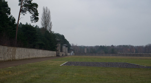 Sachsenhausen Concentration Camp Memorial (#0130)