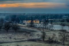 Kotowice-Utrata--2 (pasiak75) Tags: 2017 dolnyśląsk odra punktwidokowy poland polska utrata wieża kotowice krajobraz landscape sun sunset słońce zachódsłońca pent pentacon pentacon3530