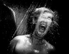 """26 x 26 #6 :  """"Cold Shower"""""""