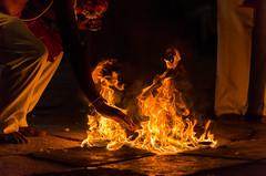 Faith.. (shayan444) Tags: street nightphotography people india lines festival night fire intense lowlight legs faith bangalore culture streetphotography flame frame ritual moment tradition karnataka position karaga karagafestival blrphotowalk