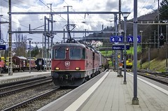 SBB Freight train