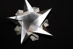 She IS The Star! or not...  ;) (Andrey Hechuev |  ) Tags: venice canon paper eos origami papier venise venezia venedig paperfolding papiroflexia carta papercraft papercrafts venecija           1100d   papiel      canoneos1100d