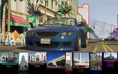 06 Hollywood Boulevard (Fido_le_muet) Tags: auto county los 5 grand v santos gta theft mapping blaine forums gta5 gtav gtaforumscom