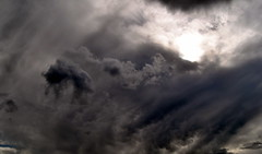 Cloudscape (Dave McGlinchey) Tags: ice water rain clouds cloudy atmosphere storms atmospheric vapour stormclouds icecrystals cloudscapes instability optic d5000