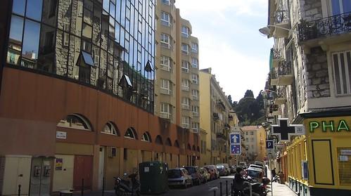 Rue Martin Seytour, Nice, Provence-Alpes-Côte d'Azur
