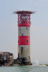 Needles Lighthouse (Al Kerr) Tags: lighthouse canon needles isle wight iow 650d