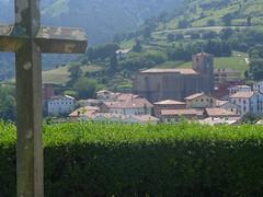 45-P1020345 (signaturen) Tags: friedhof cemetery cementerio sansebastian basquecountry aia orio camposanto