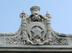 Police Mutual Benevolenct Association closeup
