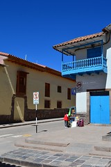 Cusco (augusto duran) Tags: peru cuzco cusco balcon