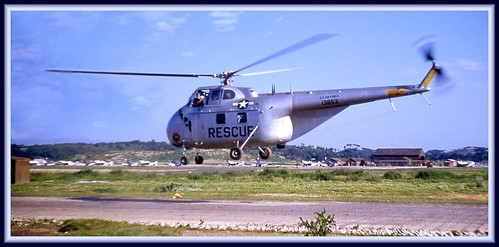 KB - K18 Rescue Helicopter - Korea 1953