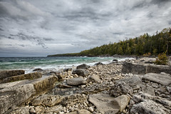 Little Cove (Alan Tom) Tags: nature landscape little cove tobermory