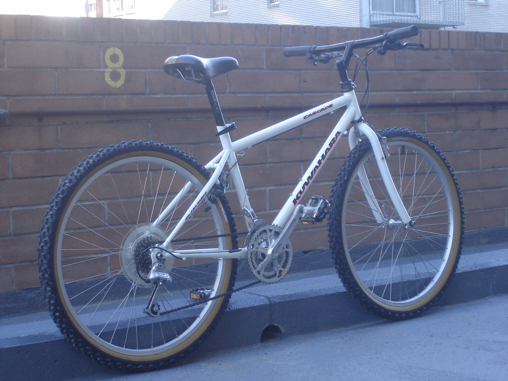 Kuwahara Touring Bike