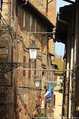 Colle di Val d' Elsa (Hans Westerink) Tags: italy 1969 europa europe italia postcard hans tuscany toscane itali ansichtkaart colledivaldelsa westerink hanswesterink hanswesterink1969