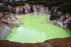 Devil's Bath, Wai-O-Tapu (AlfonsT) Tags: newzealand waiotapu devilsbath