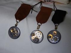 medaglie steampunk