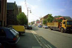 Belfast Gasworks - Donegal Pass