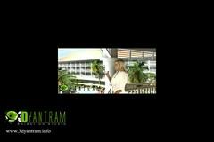 3D Composite 3D Walkthrough Hotel Architectural Animation Visualizations (Yantram Architectural rendering & 3D Walkthrough) Tags: studio video exterior modeling interior panoramic architectural animation presentation visualization rendering companies virtualtour flythrough