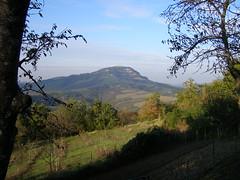 Monte delle Formiche (Daisuke Ido) Tags: autumn trees mountain fall church alberi woods foliage chiesa bologna autunno montagna sanctuary appennino bosco santuario