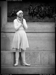 A Prayer for New York (Don Henderson) Tags: nyc newyorkcity newyork ballerina columbuscircle