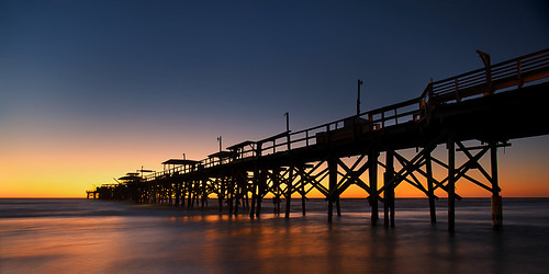 Redington Pier in Color