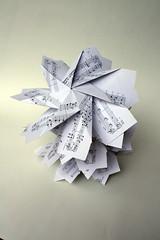 Origami création - Didier Boursin - Partitions de piano