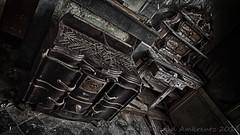 oldstove (@CROSS) Tags: lost decay best forbidden most stove urbanexploration urbanexploring urbex hautecuisine wahlfahrt