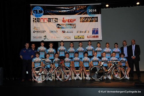 Zannata Lotto Cycling Team Menen (13)